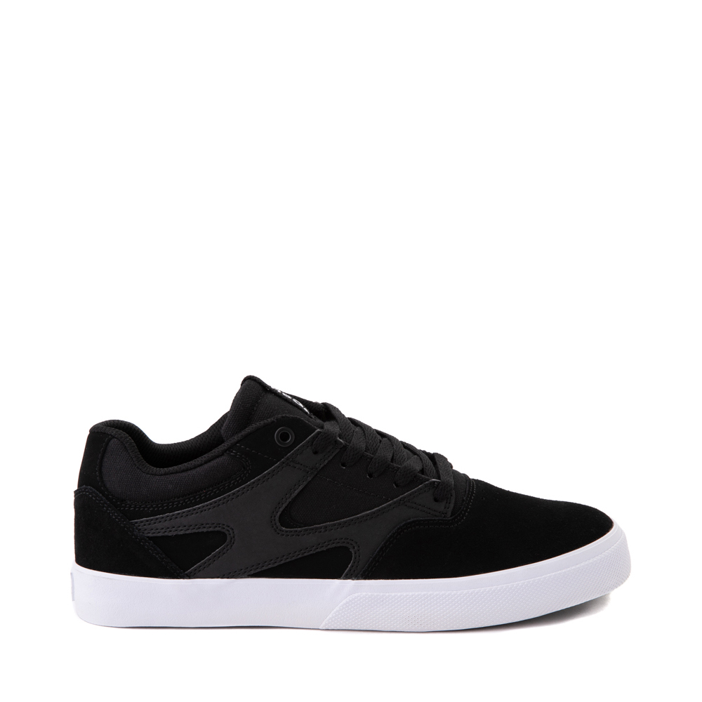 Mens DC Kalis Vulc Skate Shoe - Black