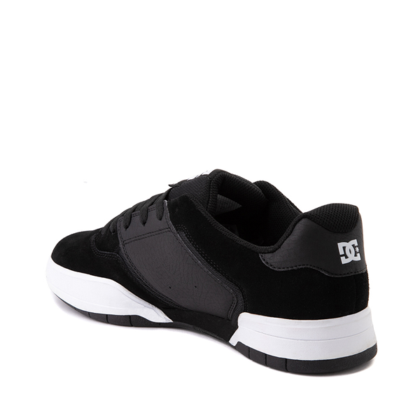 alternate view Mens DC Central Skate Shoe - BlackALT1