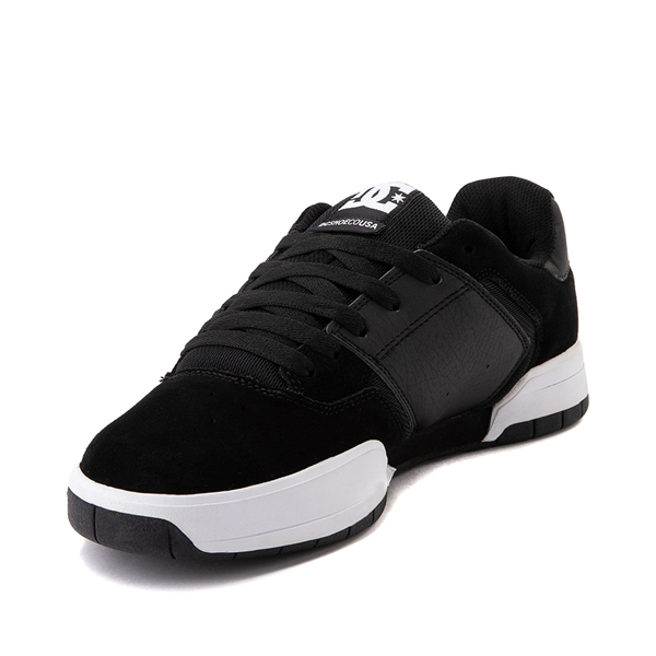 alternate view Mens DC Central Skate Shoe - BlackALT2