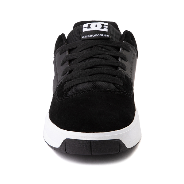 alternate view Mens DC Central Skate Shoe - BlackALT4