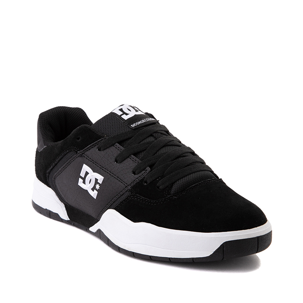 alternate view Mens DC Central Skate Shoe - BlackALT5