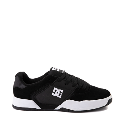 Main view of Mens DC Central Skate Shoe - Black