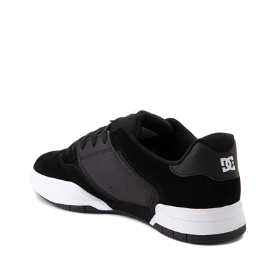 Alternate view of Mens DC Central Skate Shoe - Black