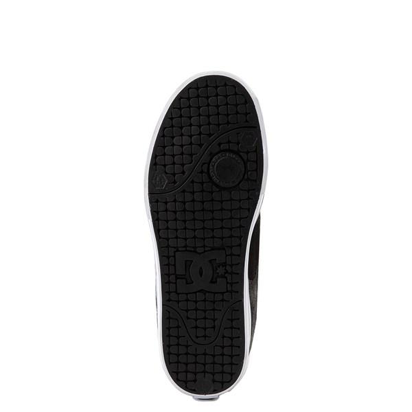 alternate view Mens DC Pure TX SE Skate Shoe - Black / Black DenimALT5