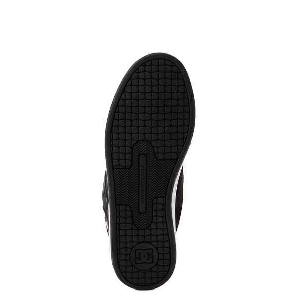alternate view Womens DC Court Graffik SE Skate Shoe - Black / CamoALT5