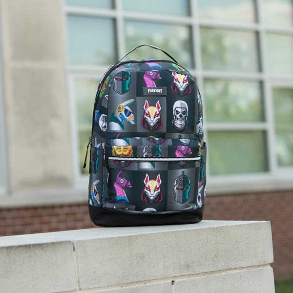 alternate view Fortnite Multiplier Backpack - GrayALT1BB