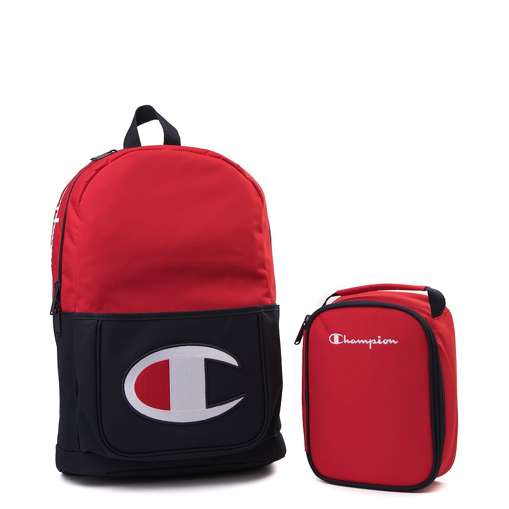 Champion SuperCize Backpack - Red / Navy