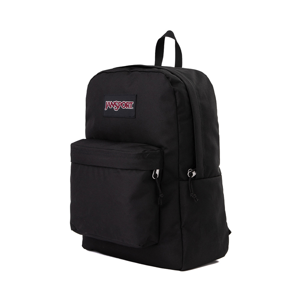 alternate view JanSport Superbreak Plus Backpack - BlackALT4
