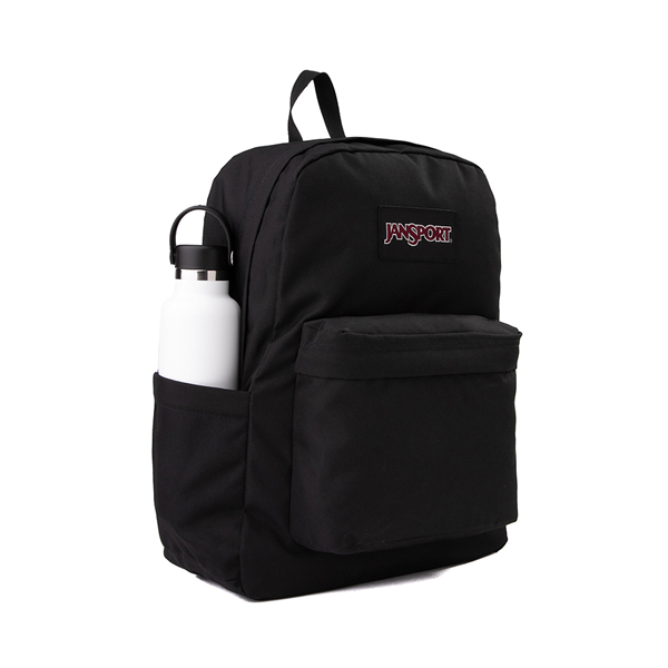 alternate view JanSport Superbreak Plus Backpack - BlackALT4B