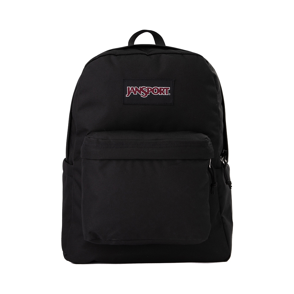 JanSport Superbreak Plus Backpack - Black