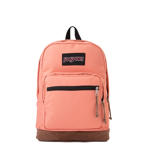 Main view of JanSport Right Pack Backpack - Crabapple