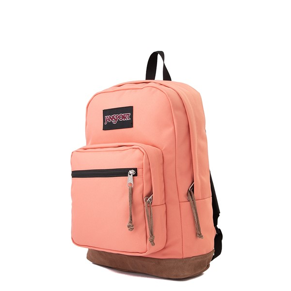 alternate view JanSport Right Pack Backpack - CrabappleALT4