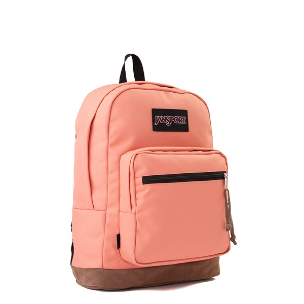 alternate view JanSport Right Pack Backpack - CrabappleALT4B