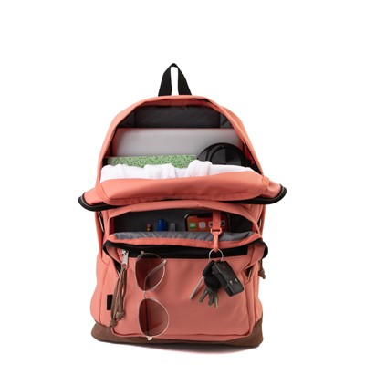 Alternate view of JanSport Right Pack Backpack - Crabapple