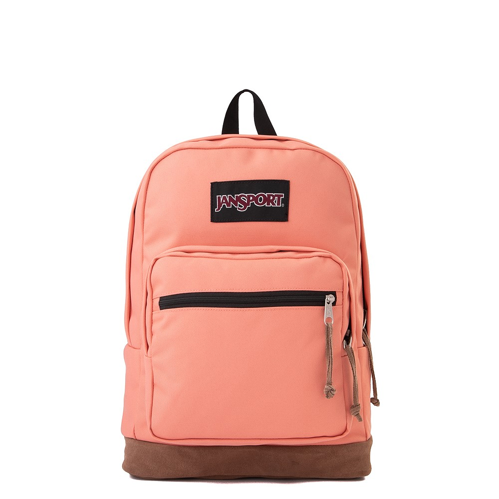 JanSport Right Pack Backpack - Crabapple