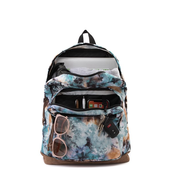 alternate view JanSport Right Pack Expressions Backpack - Canyon Tie DyeALT1