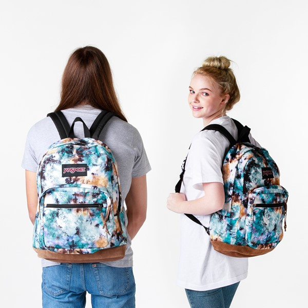 alternate view JanSport Right Pack Expressions Backpack - Canyon Tie DyeALT1BADULT
