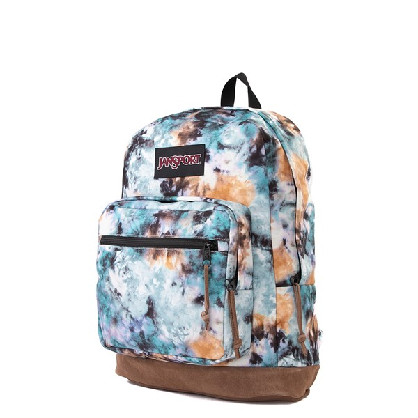 alternate view JanSport Right Pack Expressions Backpack - Canyon Tie DyeALT4