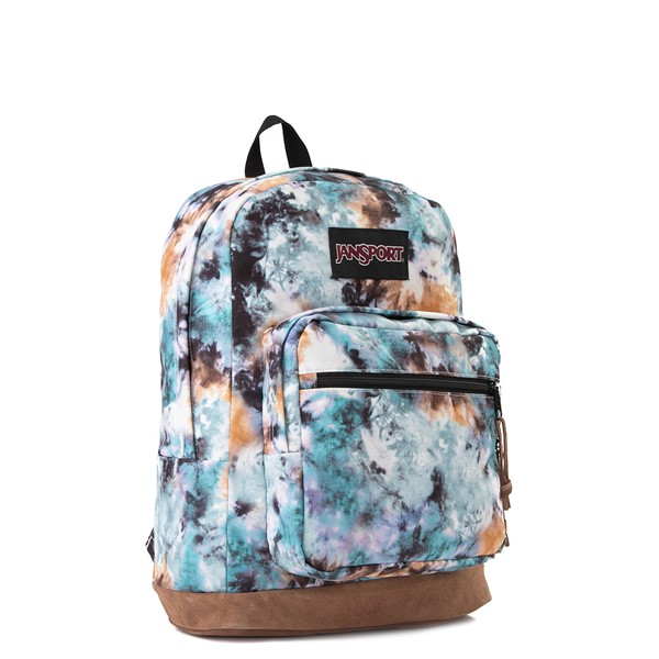 alternate view JanSport Right Pack Expressions Backpack - Canyon Tie DyeALT4B