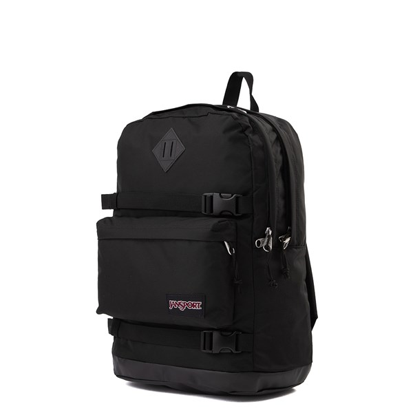 alternate view JanSport West Break Backpack - BlackALT4