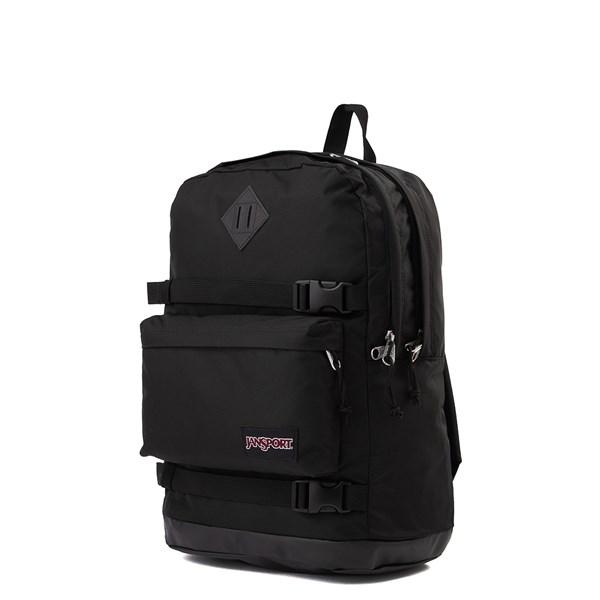 alternate view JanSport West Break Backpack - BlackALT4