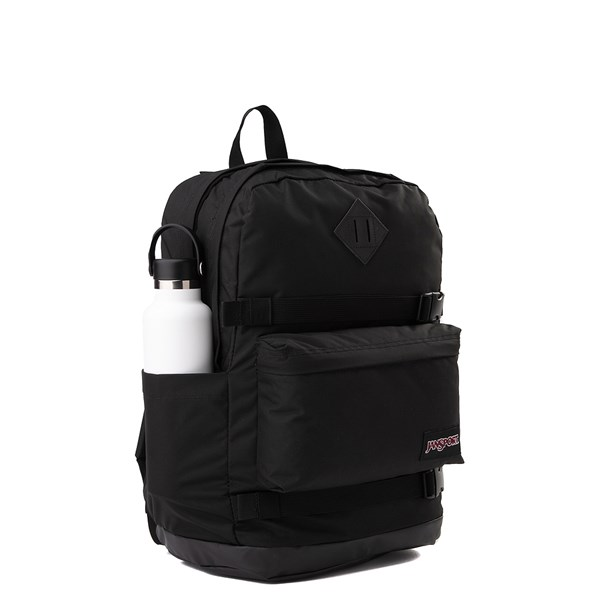 alternate view JanSport West Break Backpack - BlackALT4B