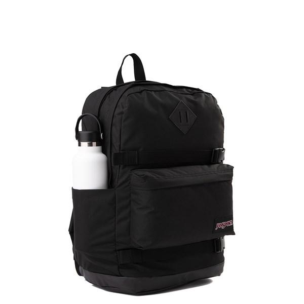 alternate view JanSport West Break Backpack - BlackALT4B