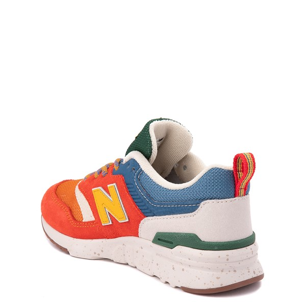 alternate view New Balance 997H Athletic Shoe - Big Kid - Vintage OrangeALT1
