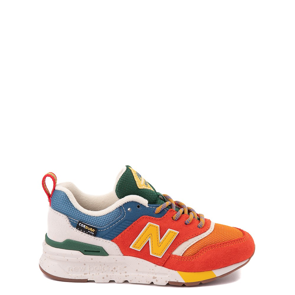 New Balance 997H Athletic Shoe - Big Kid - Vintage Orange