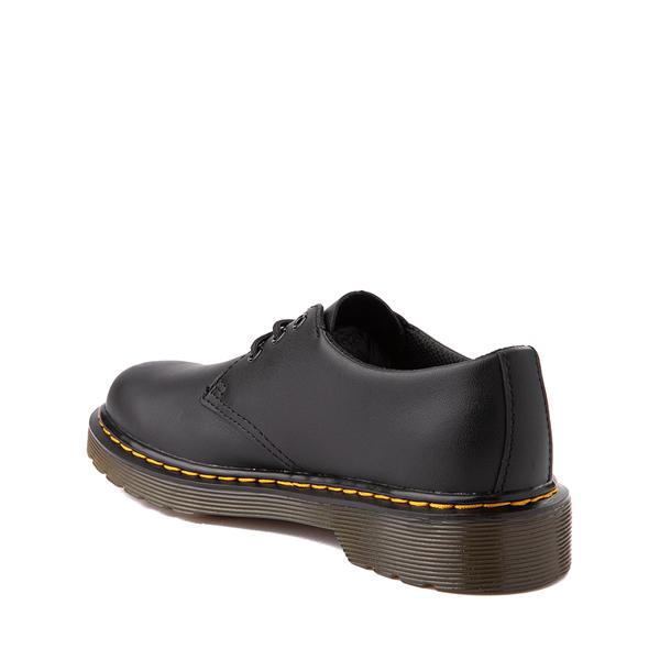 alternate view Dr. Martens 1461 Casual Shoe - Little Kid / Big Kid - BlackALT1