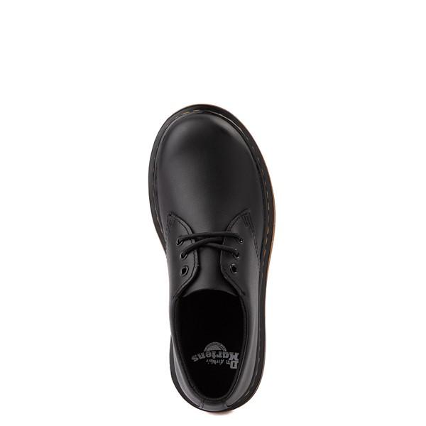 alternate view Dr. Martens 1461 Casual Shoe - Little Kid / Big Kid - BlackALT4B