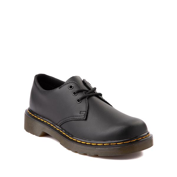 alternate view Dr. Martens 1461 Casual Shoe - Little Kid / Big Kid - BlackALT5