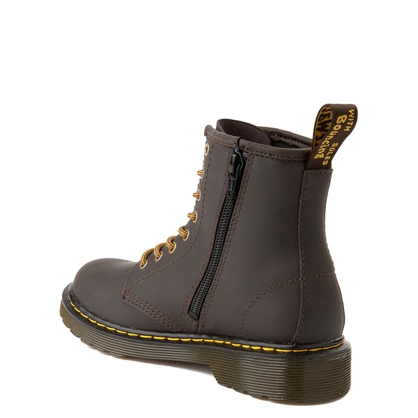 alternate view Dr. Martens 1460 8-Eye Boot - Big Kid - GauchoALT1
