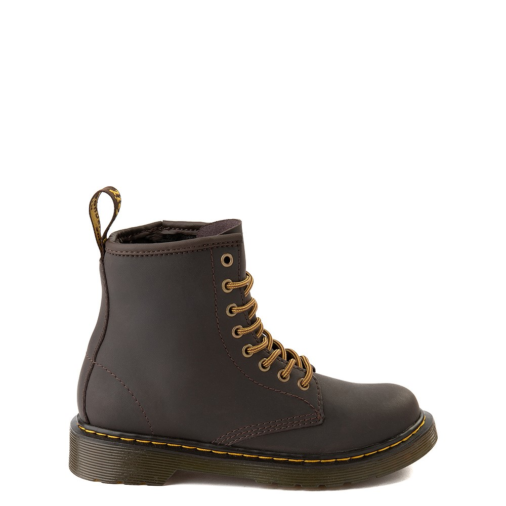 Dr. Martens 1460 8-Eye Boot - Big Kid - Gaucho