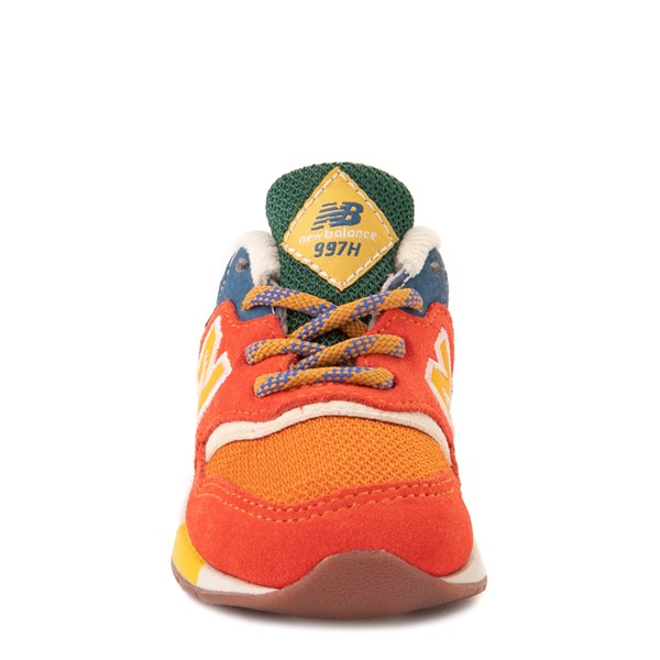 alternate view New Balance 997H Athletic Shoe - Baby / Toddler - Vintage OrangeALT4