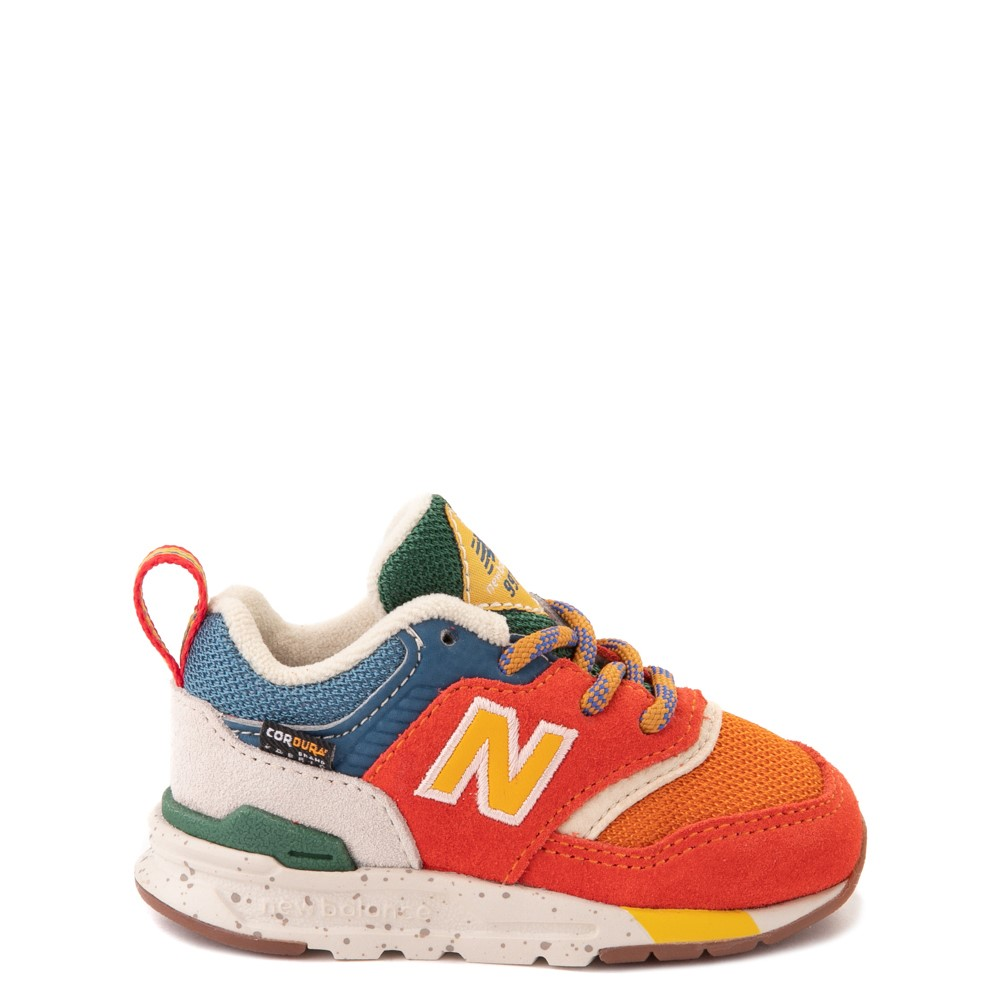 New Balance 997H Athletic Shoe - Baby / Toddler - Vintage Orange