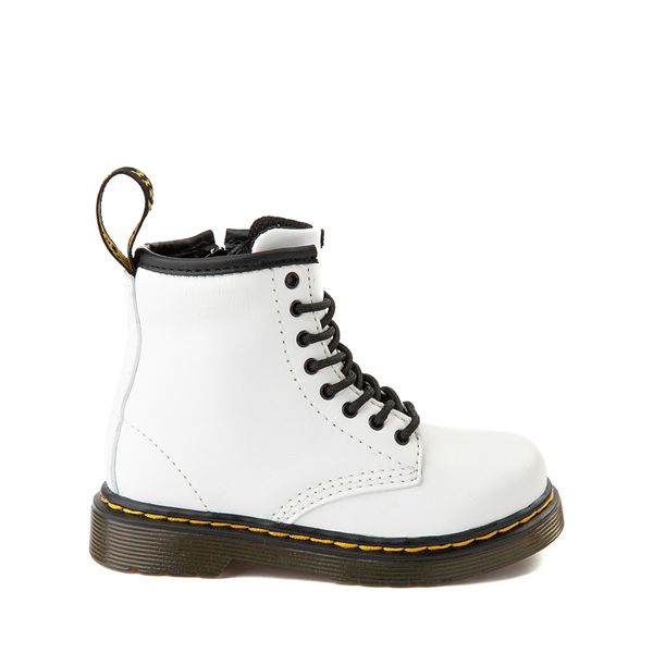 Dr. Martens 1460 8-Eye Boot - Toddler - White