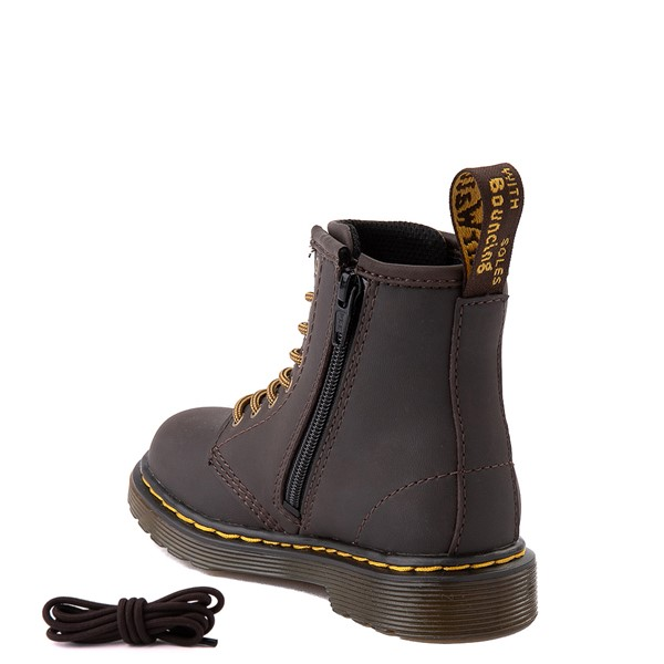 alternate view Dr. Martens 1460 8-Eye Boot - Toddler - GauchoALT1