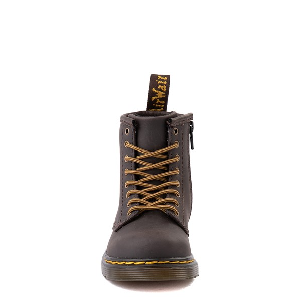 alternate view Dr. Martens 1460 8-Eye Boot - Toddler - GauchoALT4