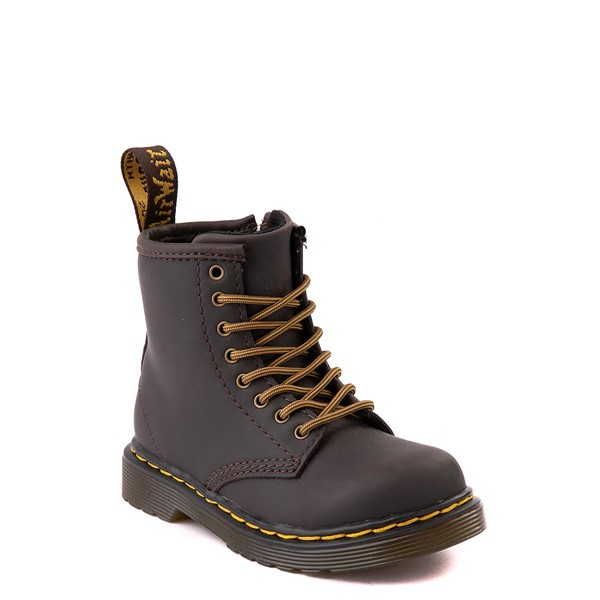 alternate view Dr. Martens 1460 8-Eye Boot - Toddler - GauchoALT5