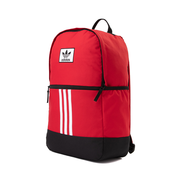 alternate view adidas Originals Stacked Trefoil Backpack - ScarletALT4