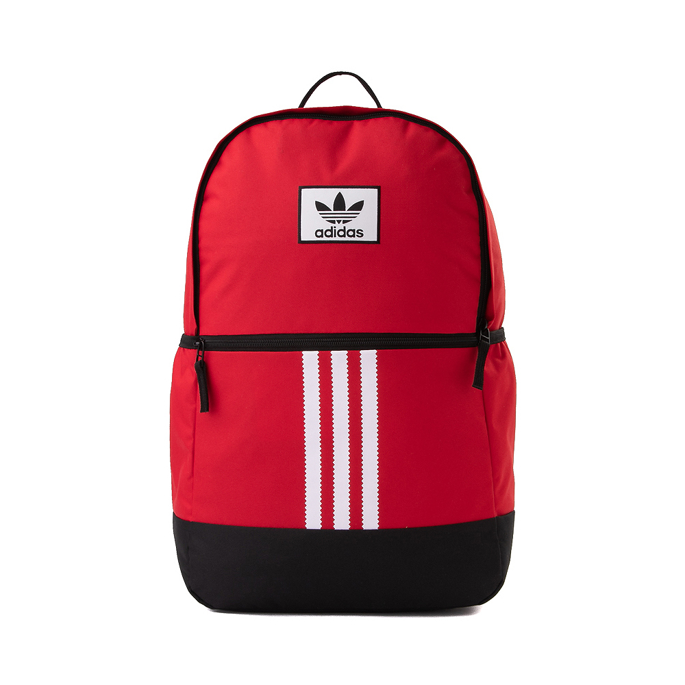 adidas Originals Stacked Trefoil Backpack - Scarlet