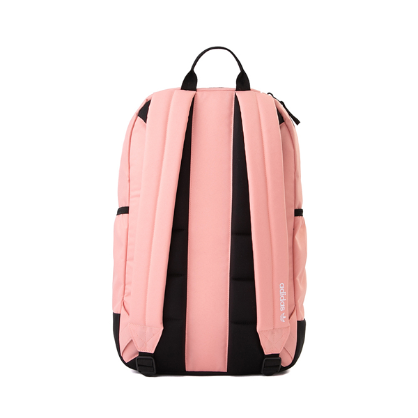 alternate view adidas Originals Stacked Trefoil Backpack - Trace PinkALT2
