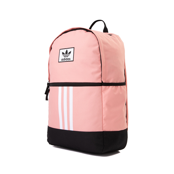 alternate view adidas Originals Stacked Trefoil Backpack - Trace PinkALT4