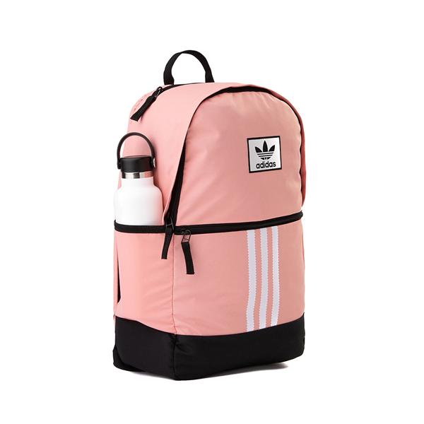 alternate view adidas Originals Stacked Trefoil Backpack - Trace PinkALT4B