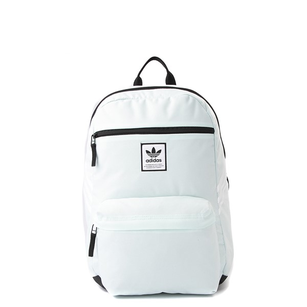 Main view of adidas National Recycled Backpack - Mint