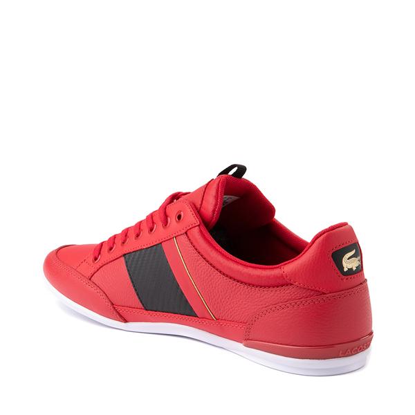 alternate view Mens Lacoste Chaymon Sneaker - RedALT1