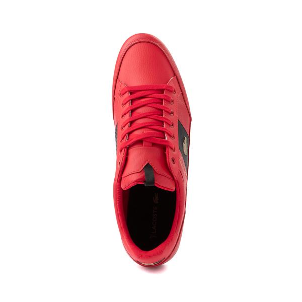 alternate view Mens Lacoste Chaymon Sneaker - RedALT2