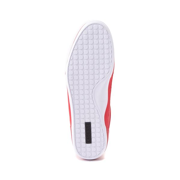 alternate view Mens Lacoste Chaymon Sneaker - RedALT3