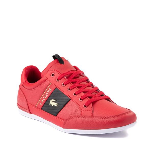 alternate view Mens Lacoste Chaymon Sneaker - RedALT5